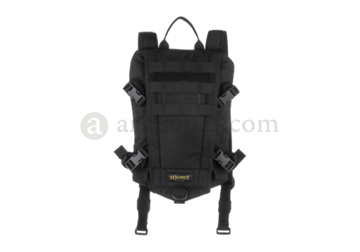 Rider 3L Low Profile Hydration Pack Black (Source)