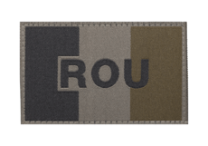 Romania-Flag-Patch-RAL7013-Clawgear
