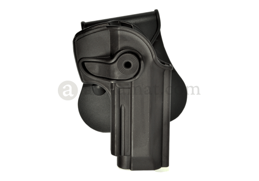 Roto Paddle Holster für Beretta 92 / 96 Black (IMI Defense)