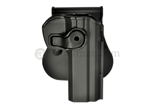 Roto Paddle Holster für CZ75 / CZ75B Compact Black (IMI Defense)