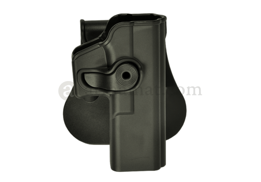 Roto Paddle Holster für Glock 17 Black (IMI Defense)