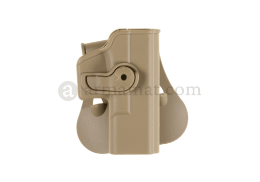 Roto Paddle Holster für Glock 19 Tan (IMI Defense)