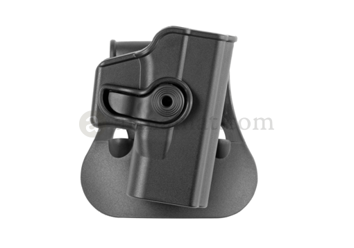 Roto Paddle Holster für Glock 26 Black (IMI Defense)