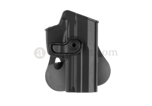 Roto Paddle Holster für HK USP / P8 Black (IMI Defense)