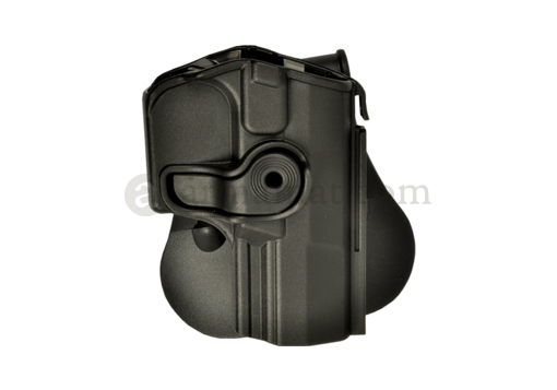 Roto Paddle Holster für Walther P99 Black (IMI Defense)