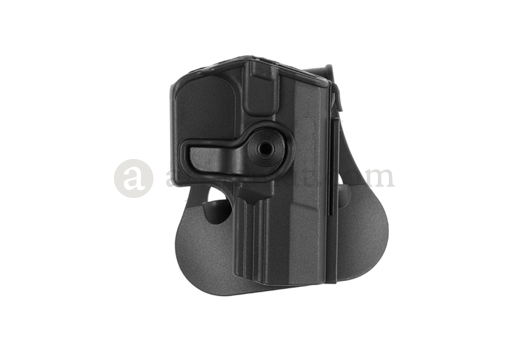 Roto Paddle Holster für Walther PPQ Black (IMI Defense)