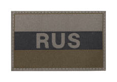 Russia-Flag-Patch-RAL7013-Clawgear