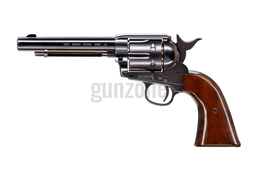 SAA .45 Peacemaker 5.5 Inch Co2 Blued Pellet (Colt)