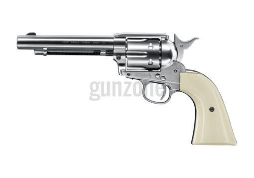 SAA .45 Peacemaker 5.5 Inch Co2 Nickel Pellet (Colt)