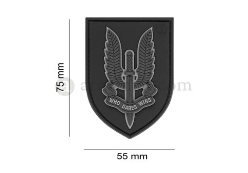 SAS Rubber Patch Blackops (JTG)