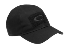 SI-COTTON-CAP-Black-Oakley-L-XL