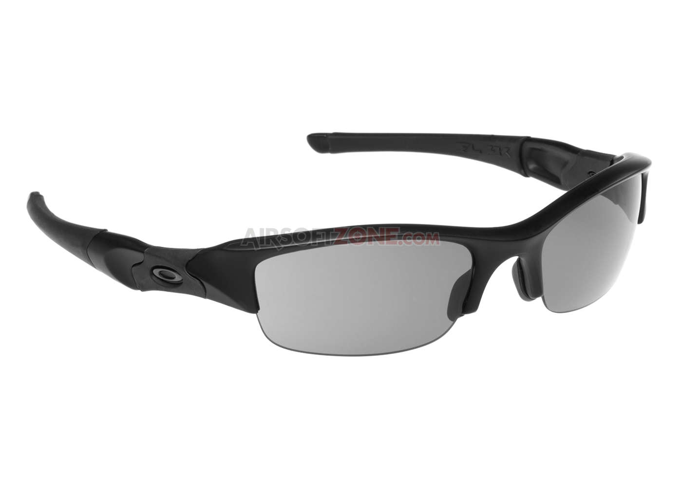 02f683f601428 SI Flak Jacket Black (Oakley) - Eyewear - Protective Equipment ...
