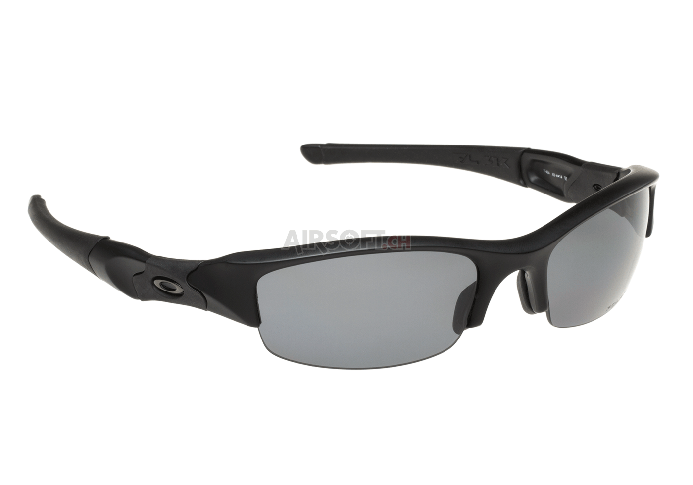 af70f66cb4a SI Flak Jacket Polarized Black (Oakley) - Glasses Polarized ...