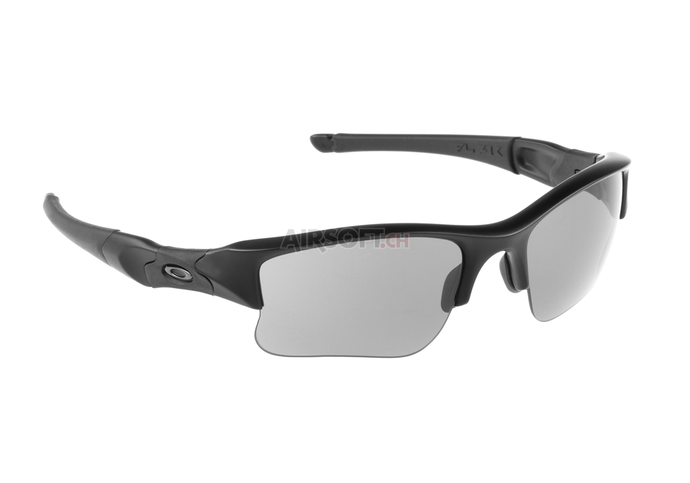 c336efdc47e SI Flak Jacket XLJ Black (Oakley) - Eyewear - Protective Equipment - www.