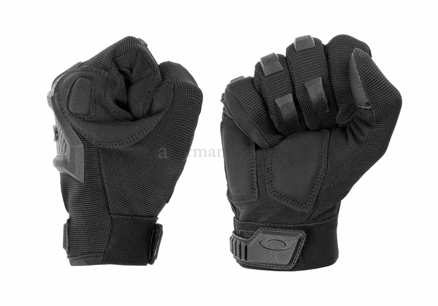 2bc4116ca26 SI Flexion Gloves Black (Oakley) M - Handschuhe - Bekleidung - armamat.at  Onlineshop