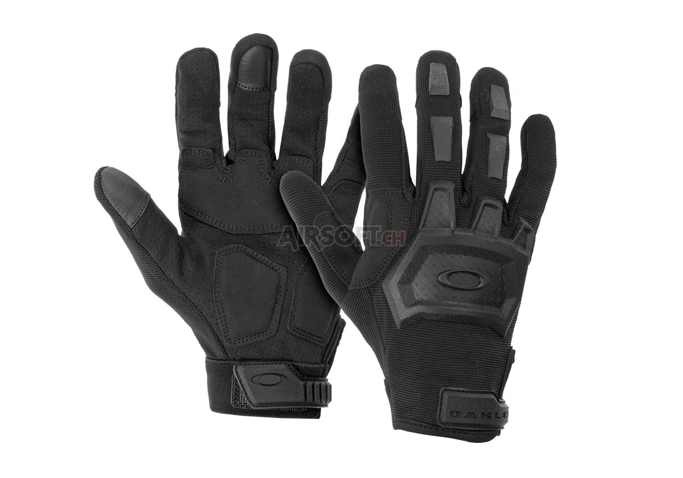 fb0a4cdf560 SI Flexion Gloves Black (Oakley) XL - Gloves - Garments - airsoft.ch ...