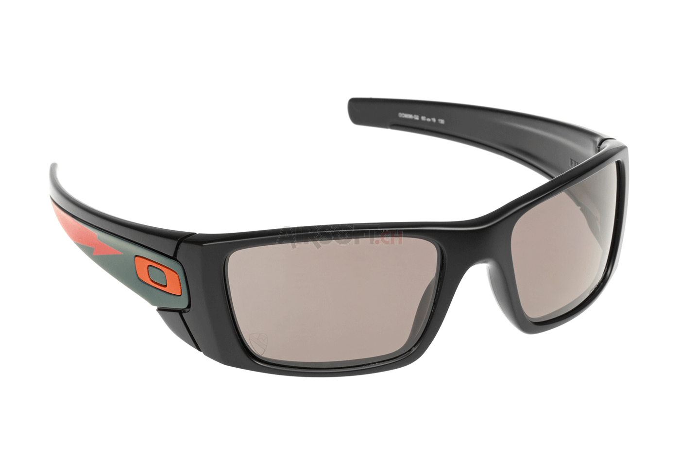 0a5d3b4d7e SI Fuel Cell Apocalypse Surf Prizm Polarized Black (Oakley ...