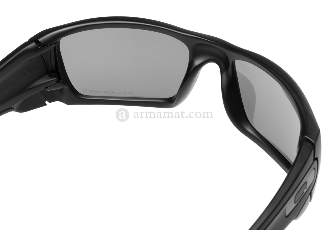 SI Fuel Cell Polarized Black (Oakley) - Brillen Polarisiert ...