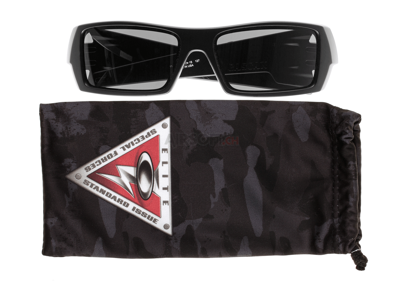 042e7b6f7fbe3 ... sale si gascan us flag black oakley eyewear protective equipment  airsoft.ch online shop 0cf80