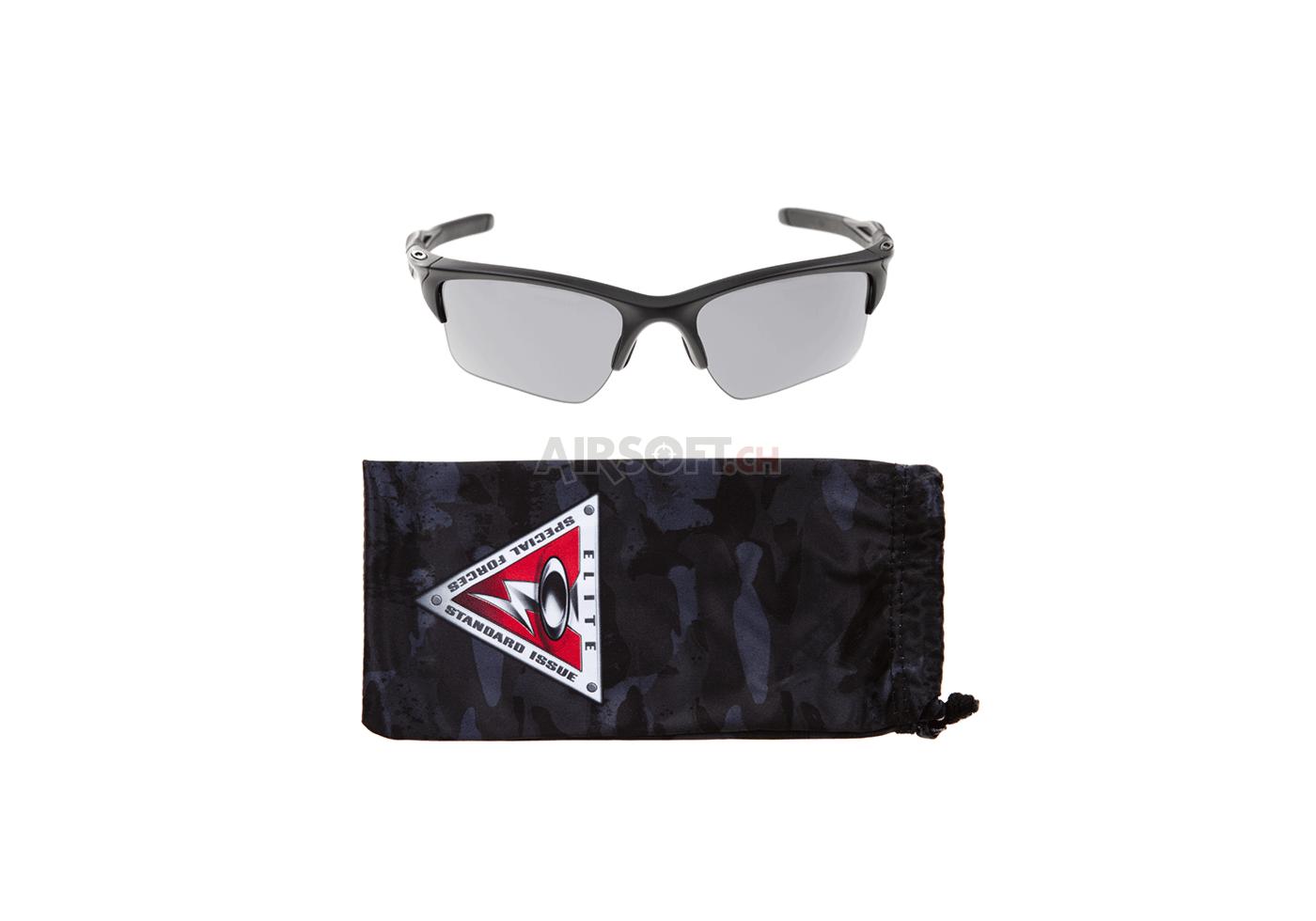 ee6564e779 SI Half Jacket 2.0 XL Black (Oakley) - Brillen - Schutzbrillen -  Schutzausrüstung - airsoft.ch Onlineshop