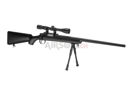 SR-1 Sniper Rifle Set Black (Well)
