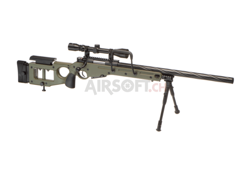 SV-98 / MB4420D Sniper Rifle Set OD (Well)