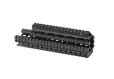 Saiga-7.62x39-Quad-Rail-System-Black-Leapers