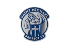 Saint-Michael-Rubber-Patch-Color-JTG