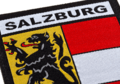 Salzburg Shield Patch Color