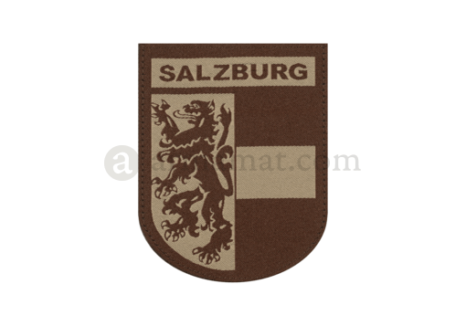 Salzburg Shield Patch Desert (Clawgear)