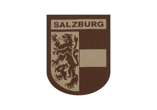Salzburg Shield Patch Desert