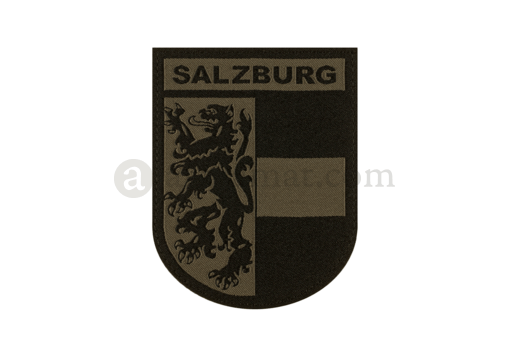 Salzburg Shield Patch RAL7013 (Clawgear)