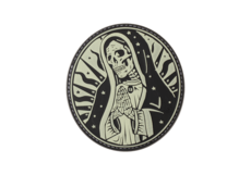Santa-Muerte-Rubber-Patch-Glow-in-the-Dark-JTG