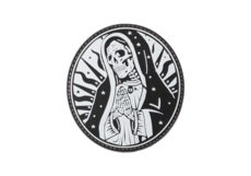 Santa-Muerte-Rubber-Patch-SWAT-JTG