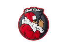Silent-Night-Operator-Rubber-Patch-Color-JTG
