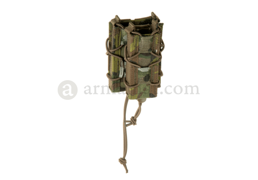 Single Quick Mag with Single Pistol Pouch Multicam (Warrior)