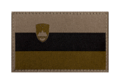 Slovenia Flag Patch RAL7013