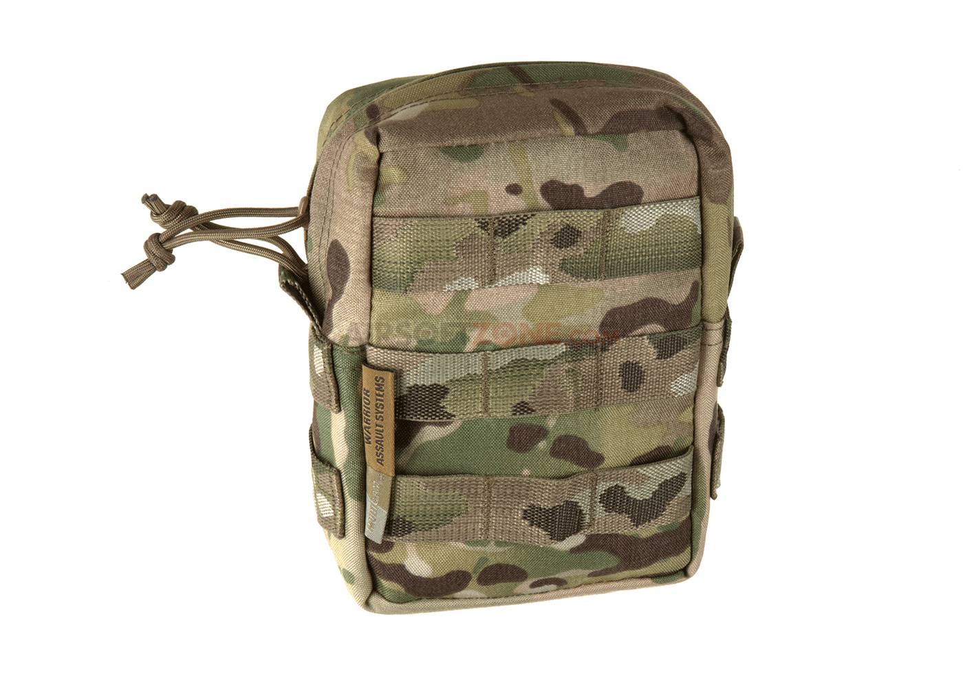 Small MOLLE Utility Pouch Zipped