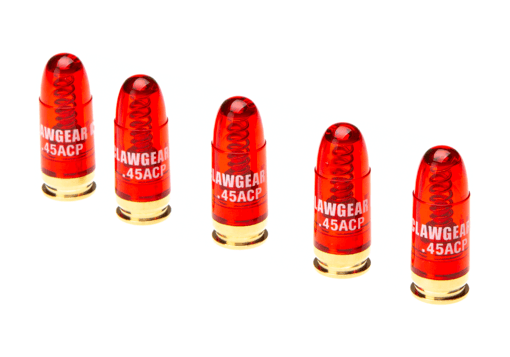 Snap Cap .45 ACP 5-pack
