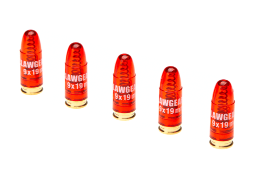 Snap Cap 9x19mm 5-pack