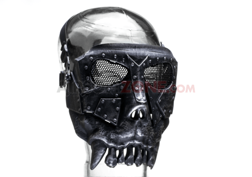 Squared Desert Corps Mask Metallic (Invader Gear)