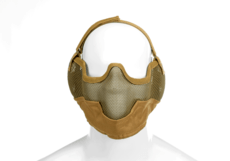 Steel-Face-Mask-Tan-Invader-Gear