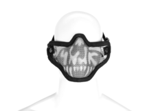 Steel-Half-Face-Mask-Death-Head-Black-Invader-Gear
