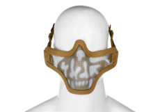 Steel-Half-Face-Mask-Death-Head-Tan-Invader-Gear