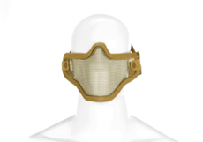 Steel-Half-Face-Mask-Tan-Invader-Gear