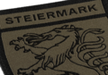 Steiermark Shield Patch RAL7013 (Clawgear)