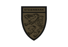 Steiermark-Shield-Patch-RAL7013-Clawgear