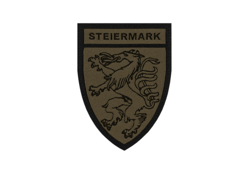 Steiermark Shield Patch RAL7013