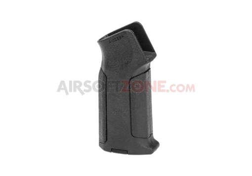 Straight Backstrap Grip Black (Amoeba)