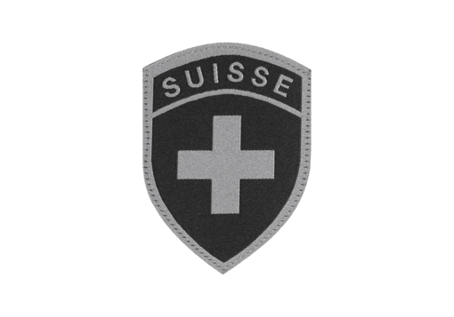 Suisse Patch Black